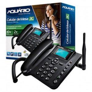 TELEFONE CEL MESA 3G GSM CA403G AQUARIO