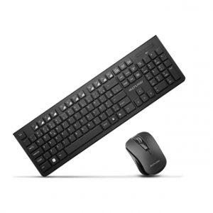 TECLADO/MOUSE USB S/FIO TC212 MULTILASER